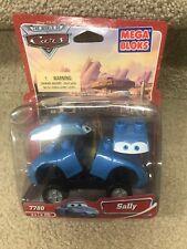 Disney Pixar Mega Bloks Disney Cars Buildable Sally 7780 NIB