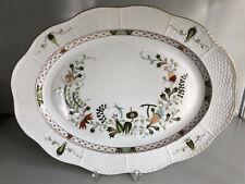 Herend  102 OL PLATTE 35,5 x 26,5 cm  ungenutzt  Platter