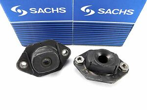 2x Sachs Strut Mount Shock Absorber For BMW E90 E91 E81 E87 Rear