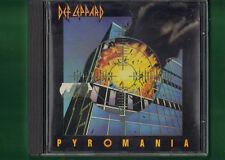 DEF LEPPARD - PYROMANIA CD APERTO NON SIGILLATO
