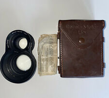 Carl Zeiss Rollei TLR 1.5 Mutar With Case And Original Instructions