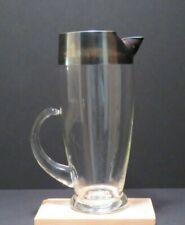 Dorothy Thorpe Glassware Mid Century Modern 9