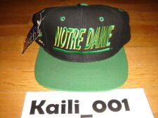 Notre Dame TOP OF THE WORLD TOW SNAP BACK HAT Starter A