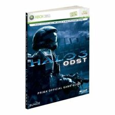 HALO 3 ODST STRATEGY GUIDE
