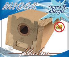 M106K 8 sacchetti filtro carta x Miele dal modello S 140 al S 157