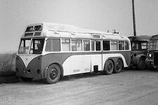 Rotherham Corporation Transport Trolleybus 74 Sandtoft 1978 Bus Photo