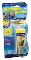 AQUACHEK Select Refill Swimming Pool Spa 7 in 1 Test Strips pH/Chlorine 541640A