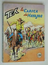 TEX   N. 169  originale PRIMA EDIZIONE lire 350