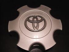 Toyota Sequoia Tundra wheel center cap hubcap 69440 bright standard silver