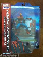 MARVEL SELECT. THE AMAZING SPIDER-MAN. SPECIAL COLLECTOR ACTION FIGURE.