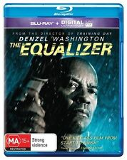 The Equalizer (Blu-ray, 2015)  New, ExRetail Stock, Genuine & unSealed  - D127