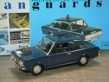 Ford Cortina MKII Police - Vanguards VA04104 - 1:43 in Box *40692