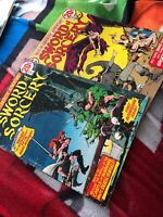 Sword of Sorcery (1973) #1 & #3 DC Comics
