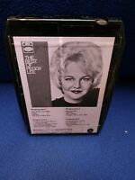 The Best Of Peggy Lee 8 Track Cartridge