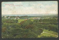 Muiderberg  Panorama vanaf den ouden Toren