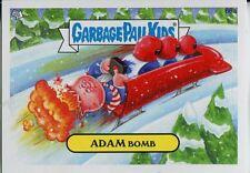 Garbage Pails Kids 2014 Series 1 Base Card 66a ADAM BOMB