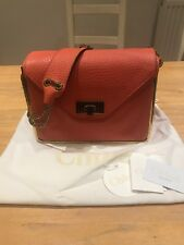 Chloe Sally Shoulder Bag Medium Size 100% Authentic With Authenticity Details