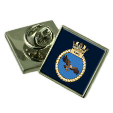 Royal Navy Rncs Sterling Lapel Pin Badge