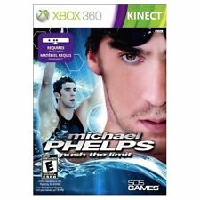 Michael Phelps: Push The Limit - Olympic Competion Swimming XBOX 360* Kinect NEW