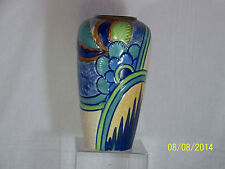 """Rare""Thomas Forester & Sons Phoenix Seville Hand Painted Art Deco ""Large"" Vase"