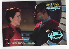 TC Deep Space Nine DS9 Memories from the Future Greatest Legends Kira L2
