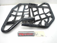 2007 Suzuki LTR450 Left Right Heel Guards Nerf Bars