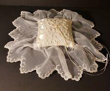 Ring Bearer Wedding Pillow Beverly Clark