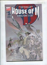 House of M #1 - Director's Cut Special Edition - (9.2) 2005