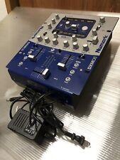 NUMARK DXM06 2 Channel Audio 24-Bit Digital Professional DJ  Mixer