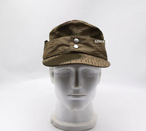 REPLICA WWII WW2 GERMAN ARMY ELITE M43 SPLINTER CAMO B HAT FIELD CAP 57cm