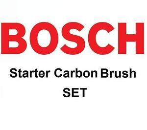 BOSCH Starter Carbon Brush SET 2007014068