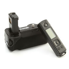 Meike MK-AR7 2.4G Wireless Remote Battery Grip for Sony E NEX A7 A7R A7S VG-C1EM