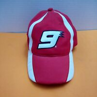 Richard Petty Motorsports Kasey Kahne #9 Red & White Hat YOUTH Cap NASCAR