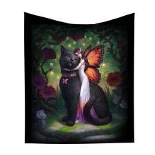 Nemesis - NEW DESIGN  Cat & Fairy throw - 160 cm - Designed by James Ryman