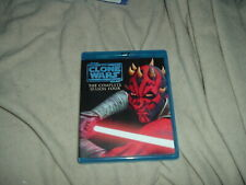 Star Wars: The Clone Wars  The Complete Season Four Blu-ray 2012 3-Disc 4 Fourth