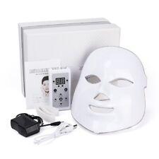 7 Colors LED Light Photon Treatment Face Facial Mask Rejuvenation Skin Therapy