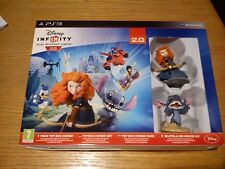 PS3 Disney Infinity 2.0 Toy Box Combo Pack (Neuf)