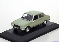 1:43 Minichamps Peugeot 504 1970 lightgreen-metallic
