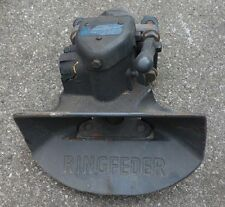Anhängerkupplung Zugmaul Ringfeder 404G/G150 Ausf. A