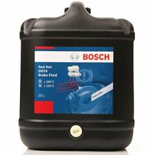 Bosch Red Dot Brake Fluid DOT 4 20L BF-20L fits Toyota Kluger 3.3 (MCU28R), 3...