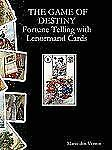 The GAME of DESTINY - Fortune Telling with Lenormand Cards by Mario dos...