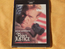 One Man's Justice + In Enemy Hands (DVDs x 2) Bosworth - William H. Macy) *NEW*