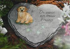 Tiergrabstein Gedenkstein Hund Tier Gedenkstein Tiergedenkstein NEU