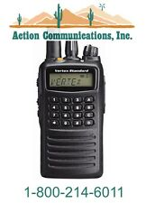 NEW VERTEX/STANDARD VX-459, VHF 136-174 MHZ, 5 WATT, 512 CHANNEL TWO WAY RADIO