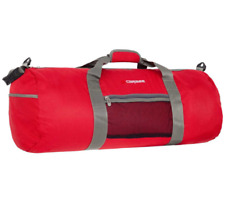 Caribee Urban Utility 76 Gear Bag Sports Spacious Barrel Soft Shell Multiple Zip