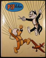 Pif le chien Reliure éditeur 10 3ème série Ed. Vaillant 1964 TTBE
