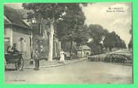 CPA-10- Mailly-le-camp - Camino de châlons