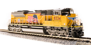 """Broadway Limited # 3466 EMD SD70ACe UP #8334 """"Building America""""Paragon3 Sd N MIB"""