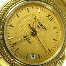 Vintage Tissot Ballade 1853 Wristwatch C217/317C Sapphire Crystal Waterproof