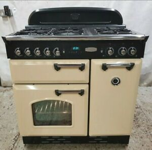 Rangemaster Classic Cream 90 Range Cooker - DELIVERY AVAILABLE